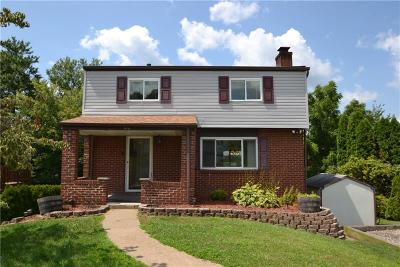 Single Family Home For Sale: 99 Observatory Street