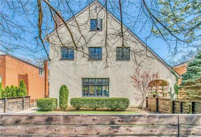 Regent Square Single Family Home Active Under Contract: 557 Allenby Ave
