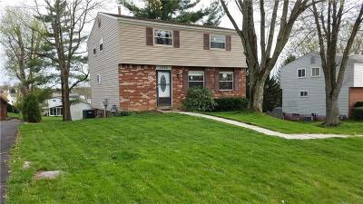 Greensburg, Hempfield Twp - Wml Single Family Home For Sale: 1370 Conway Street