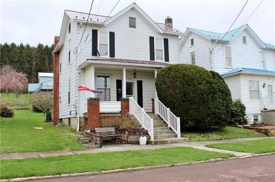 Meyersdale Boro Single Family Home For Sale: 325 Sherman St