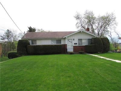 Westmoreland County Single Family Home For Sale: 14244 Roberta Drive