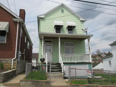 Single Family Home For Sale: 519 Chartiers Avenue