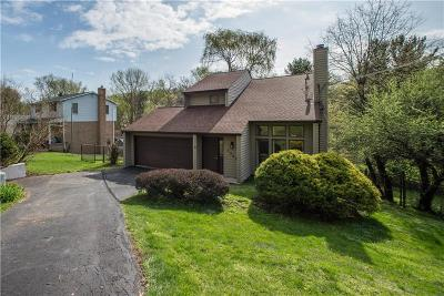 Bethel Park Single Family Home For Sale: 5965 Wallace Ave