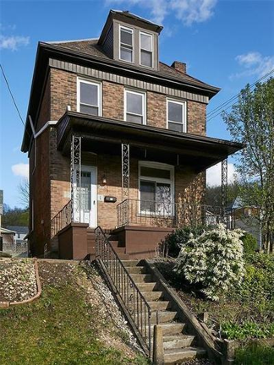 Single Family Home For Sale: 432 Gilmore Ave