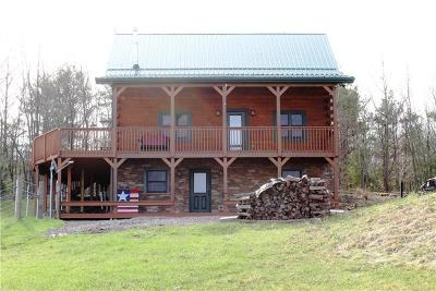 Somerset/Cambria County Single Family Home Active Under Contract: 826 E Mud Pike