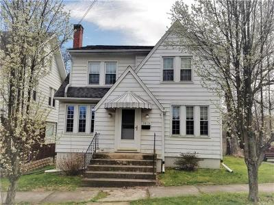Somerset/Cambria County Single Family Home Active Under Contract: 1013 Vickroy Avenue