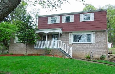 Wilkins Twp Single Family Home For Sale: 127 Sunset Drive