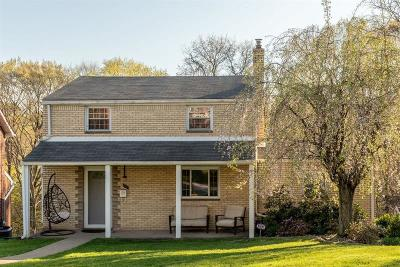 Wilkins Twp Single Family Home Active Under Contract: 917 Rita