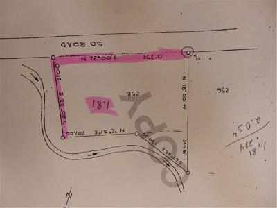 Somerset/Cambria County Residential Lots & Land For Sale: Lot #258 Clear Run Road