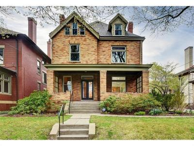 Wilkinsburg Single Family Home For Sale: 910 Mifflin Ave