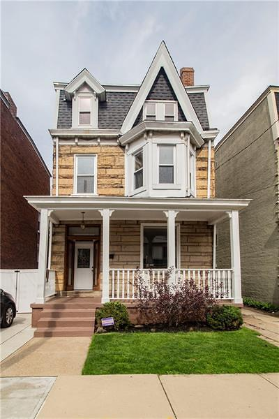 Shadyside Single Family Home Active Under Contract: 819 Maryland Avenue