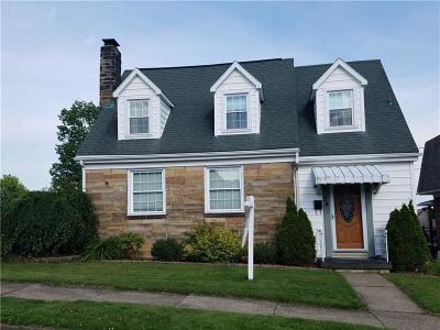 Single Family Home For Sale: 24 S Sixth Street