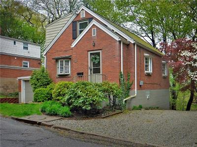 Forest Hills Boro Single Family Home Active Under Contract: 320 Woodside Rd