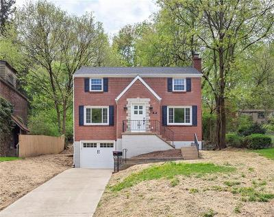 Forest Hills Boro Single Family Home Active Under Contract: 268 Cascade Rd