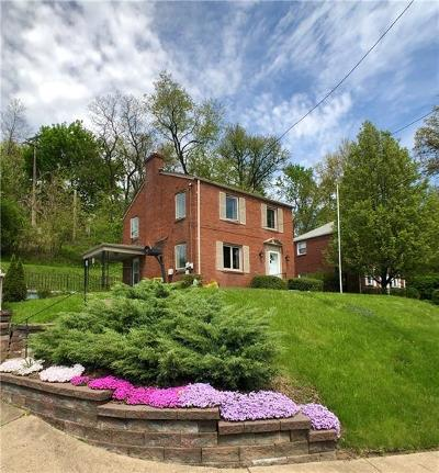 Forest Hills Boro Single Family Home For Sale: 5 Bryn Mawr Rd
