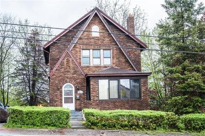 Forest Hills Boro Single Family Home Active Under Contract: 1265 Brinton Road