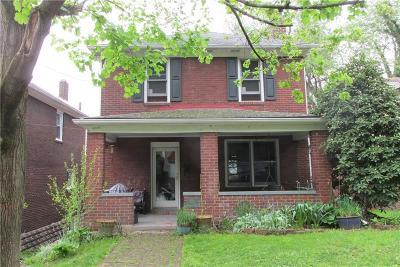 Edgewood Single Family Home For Sale: 451 Morris St