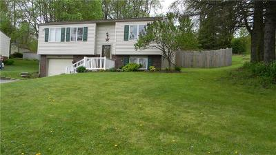 Single Family Home For Sale: 202 Oak St