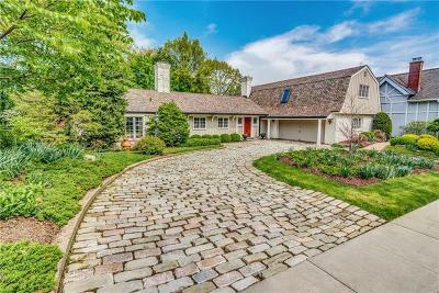 Squirrel Hill Single Family Home Active Under Contract: 5611 Dunmoyle Street