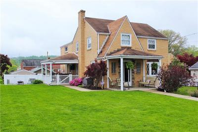 Penn Hills Single Family Home Active Under Contract: 1408 Stanley Dr