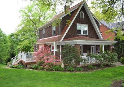 Forest Hills Boro Single Family Home Active Under Contract: 301 Overdale Road