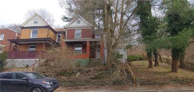 Swissvale Single Family Home For Sale: 7654 Highland Ave
