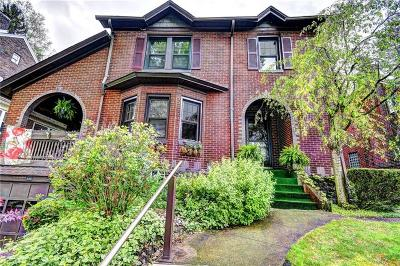 Forest Hills Boro Single Family Home For Sale: 606 Cascade Road