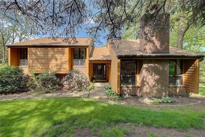 Wilkins Twp Single Family Home For Sale: 166 Sunset Dr