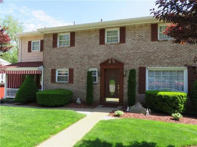 Penn Hills Single Family Home For Sale: 153 Everglade Dr