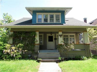 Swissvale Single Family Home Active Under Contract: 1201 Milton Street