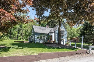 Wilkins Twp Single Family Home For Sale: 131 Sunset Dr.