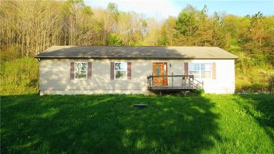 Somerset/Cambria County Single Family Home Active Under Contract: 1214 Oldmill Rd