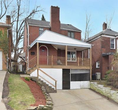 Forest Hills Boro Single Family Home For Sale: 202 Marion Avenue