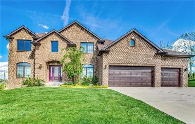 Single Family Home For Sale: 825 Ashton Ct