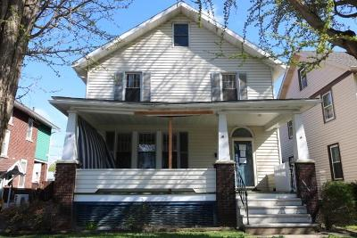 Somerset/Cambria County Single Family Home For Sale: 203 Worth Street