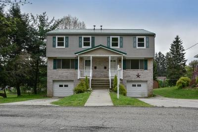 Somerset Boro Multi Family Home For Sale: 403 Lincoln St