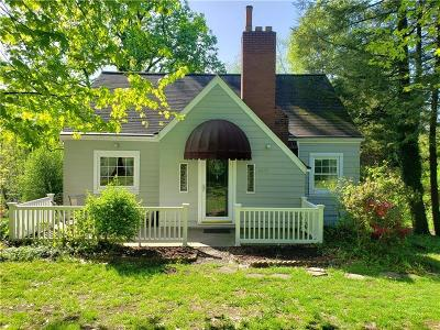 Murrysville Single Family Home Active Under Contract: 3987 Saltsburg Rd