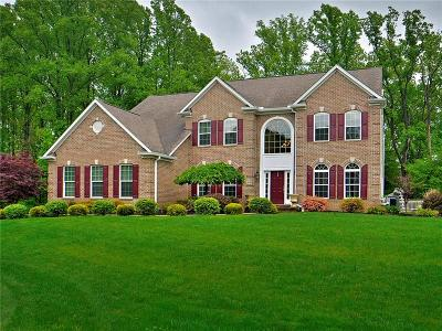 Murrysville Single Family Home For Sale: 2310 Broomsage Court