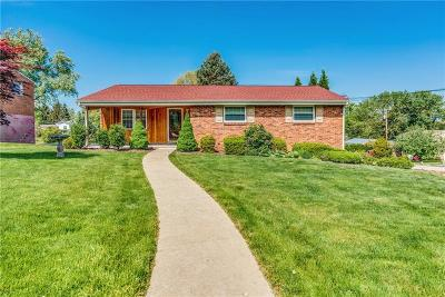 Murrysville Single Family Home Active Under Contract: 114 Surrey Drive
