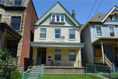 Shadyside Single Family Home For Sale: 5949 Alder Street