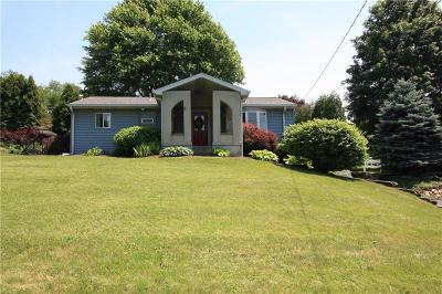Unity Twp PA Single Family Home For Sale: $175,000
