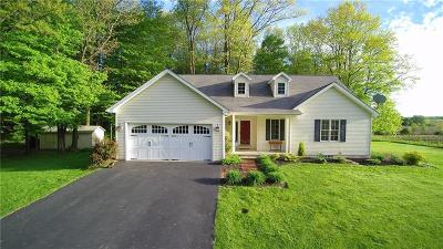 Washington Twp Single Family Home Active Under Contract: 178 Shaner Road