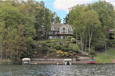 Indian Lake Boro Single Family Home For Sale: 1877 Peninsula Drive