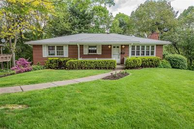 Monroeville Single Family Home Active Under Contract: 1249 Holy Cross Dr.