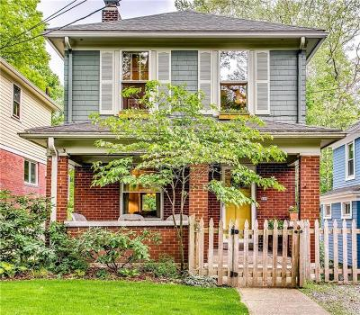 Regent Square Single Family Home Active Under Contract: 240 Race Street