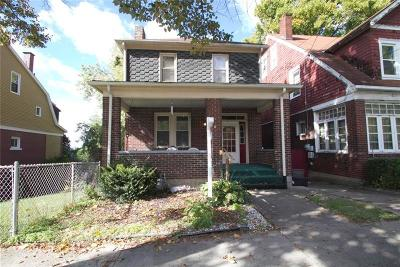 Wilkinsburg Single Family Home For Sale: 1503 Foliage St