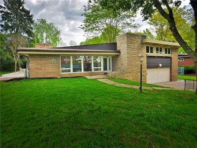 Monroeville Single Family Home For Sale: 1217 Northwestern Drive
