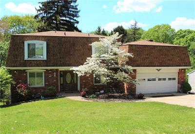 Wilkins Twp Single Family Home Active Under Contract: 116 Sunset Dr