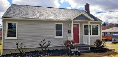 Single Family Home Active Under Contract: 695 Park Ave