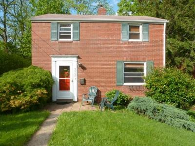 Wilkins Twp Single Family Home For Sale: 3907 Dowling Ave